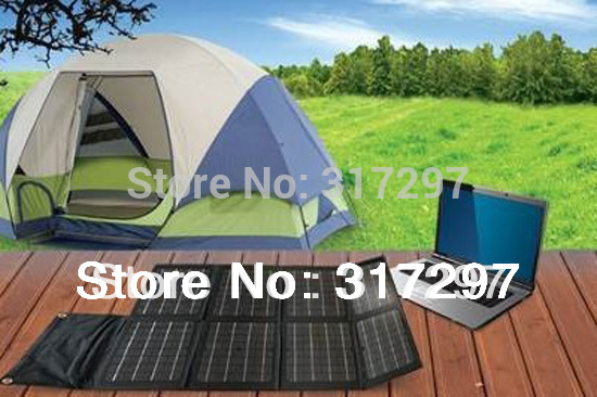 Free Shipping 100w Foldable Solar Panel 12v Car Battery