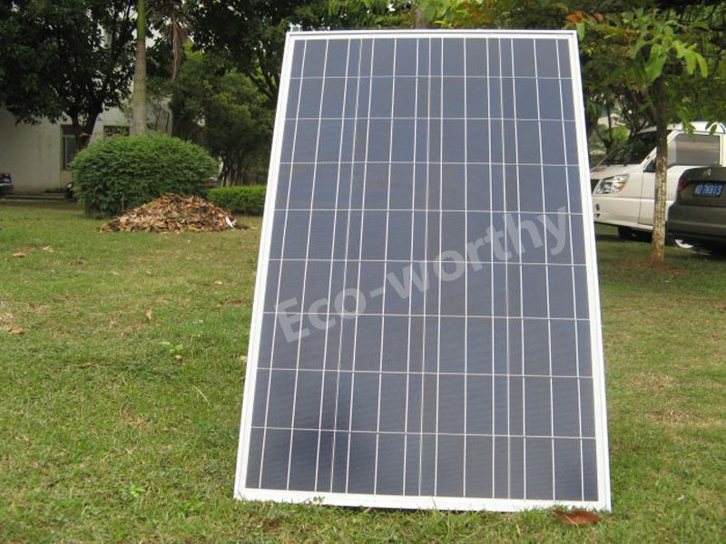 100w Solar Panel For Led Street Light Solar Light Rv