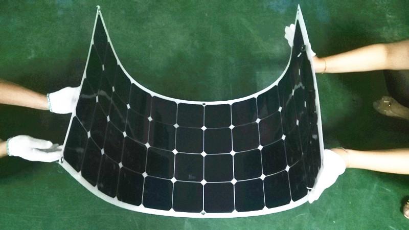100w Flexible Solar Panel Sunpower Solar Panel