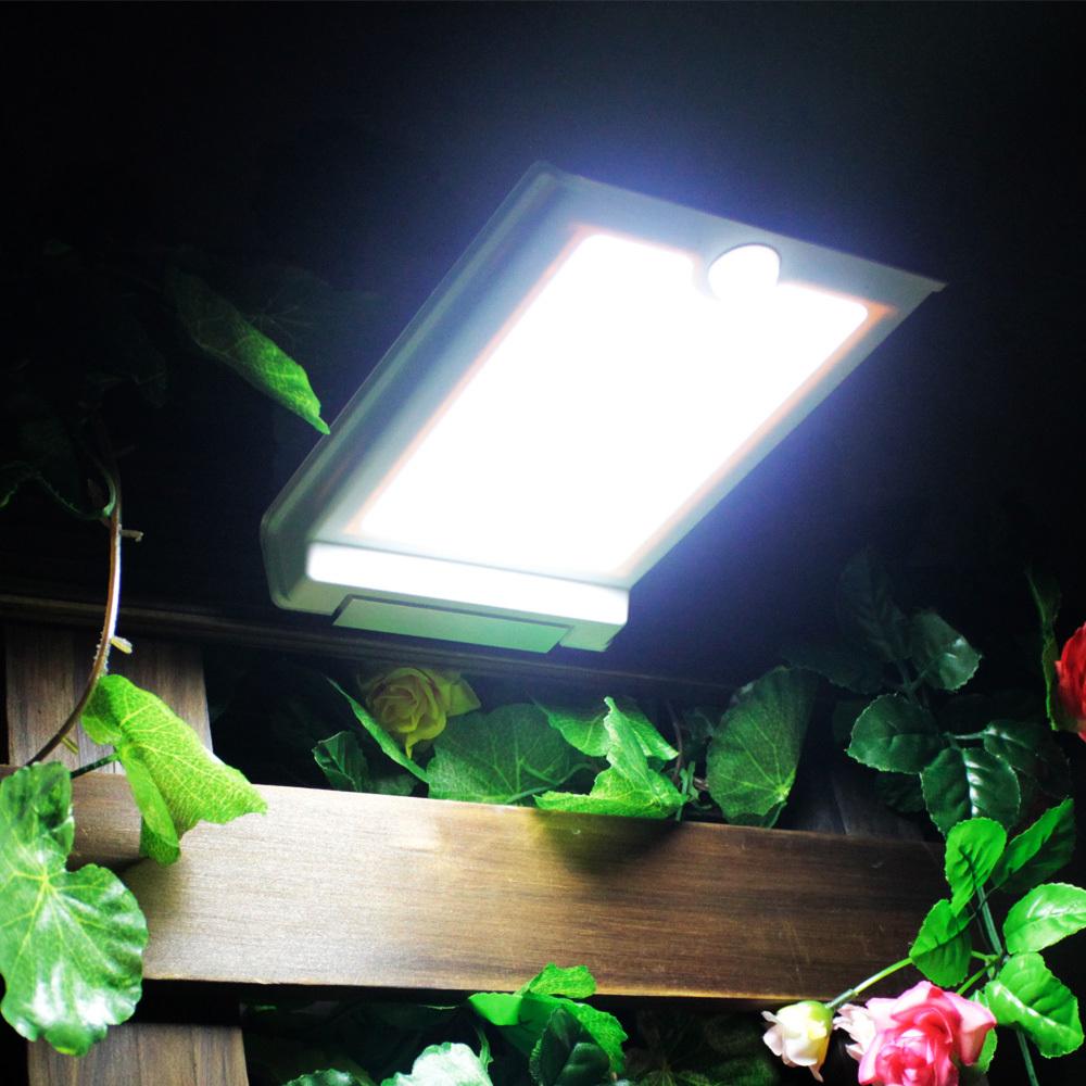 45 84 2pcs Lot Super Bright 46 Led Outdoor Solar Light