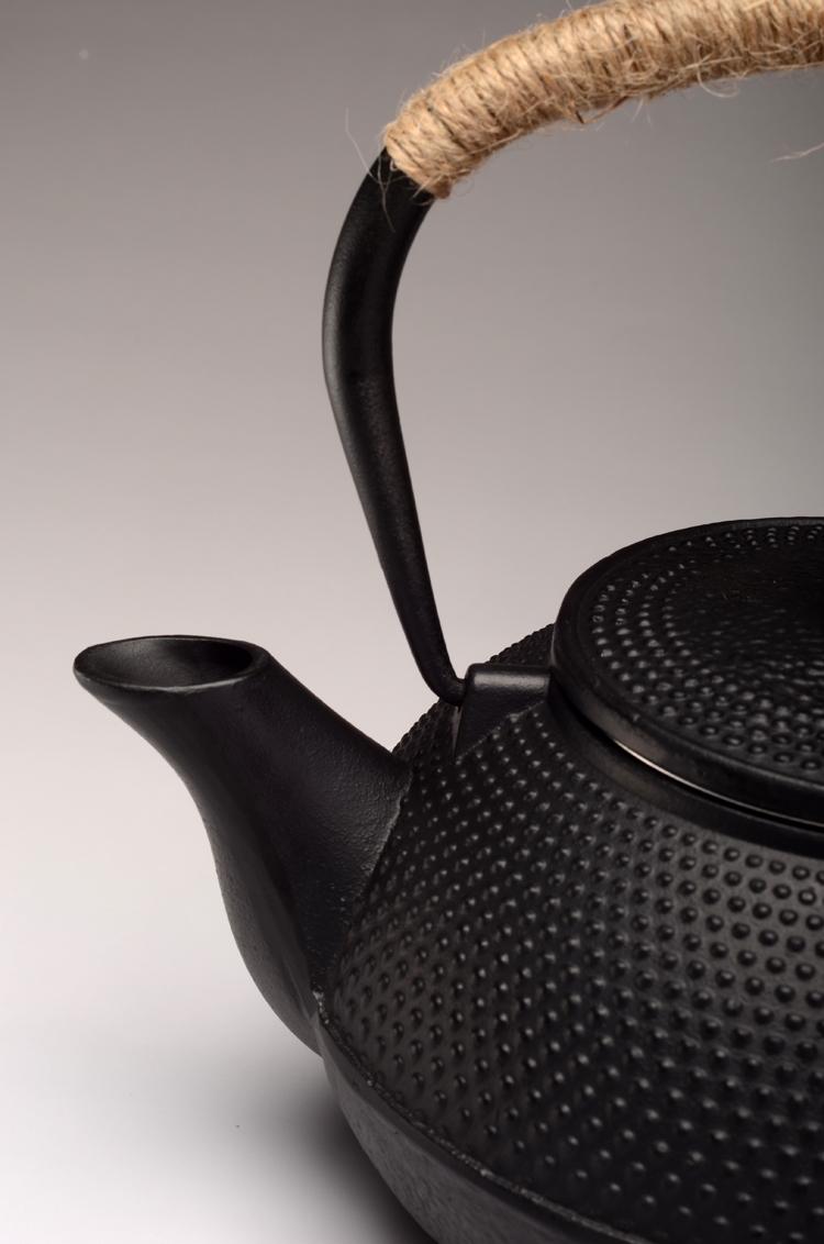 Authentic Japanese Cast Iron Teapot Set Tea Pot Tetsubin Kettle