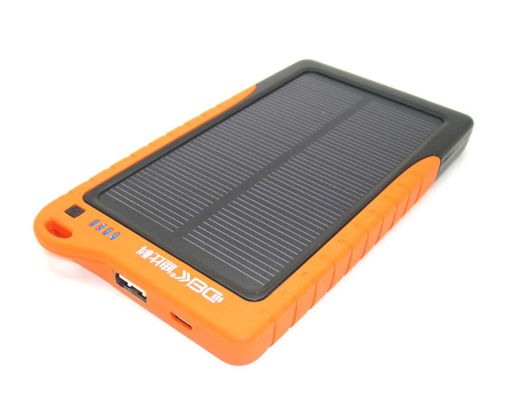 Solar Battery Charger For Iphone