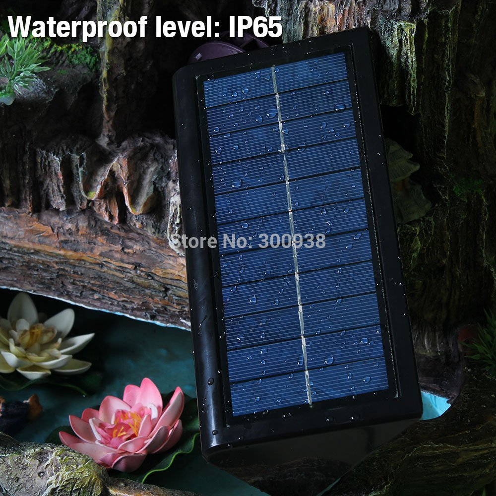 Newest 32 Leds Solar Power Motion Sensor Light Wall Lamp Outdoor Powered Garden With Waterproof Ip65 3mode Built In1x18650 Growth Network